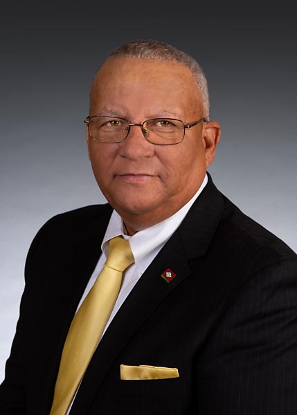 Representative Milton Nicks, Jr. (D)