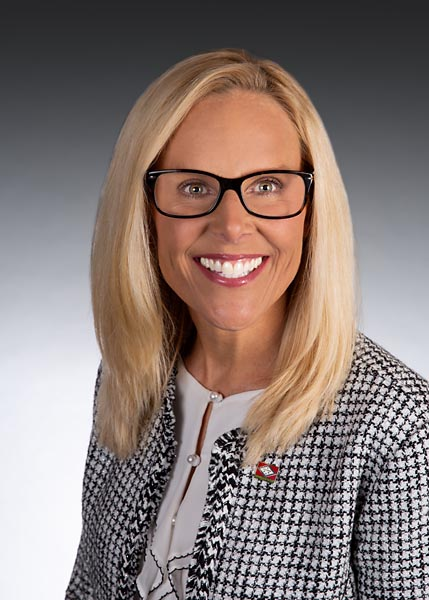 Representative DeAnn Vaught (R)