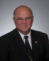 Representative Monty Betts (D)
