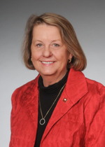 "Representative Mary P. ""Prissy"" Hickerson (R)"