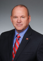 Representative Mike Holcomb (R)