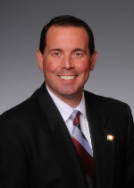 Representative Andy Mayberry (R)