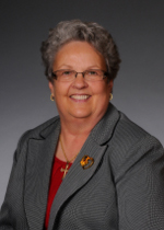 Representative Betty Overbey (D)
