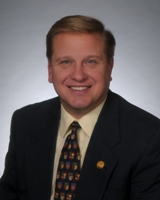 Representative Mark Perry (D)