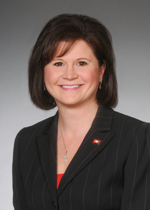 Representative Laurie Rushing (R)