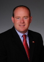 Representative Jeff Wardlaw (D)